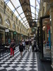In the Melbourned Arcades