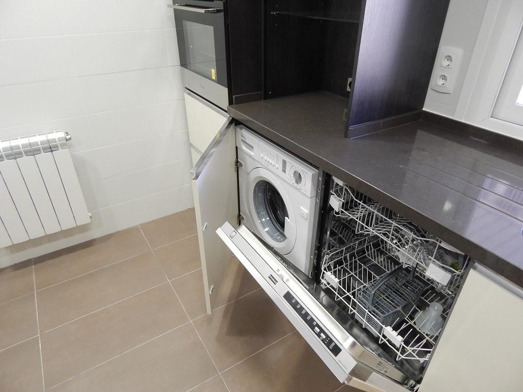 Muebles de cocina neo magnolia for Muebles para electrodomesticos