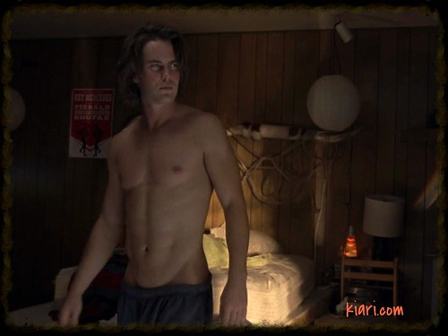 Kitsch as Riggins