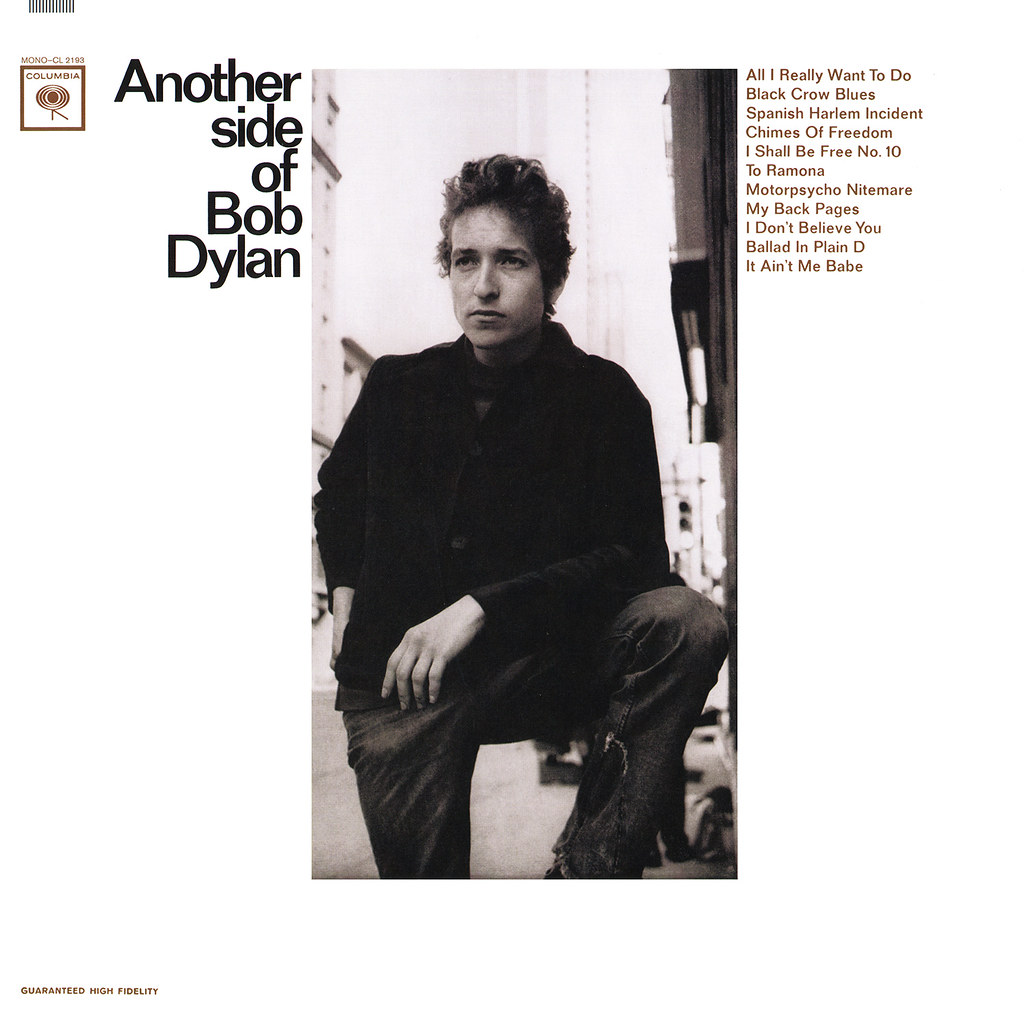 Bob Dylan - Another Side of Bob Dylan b