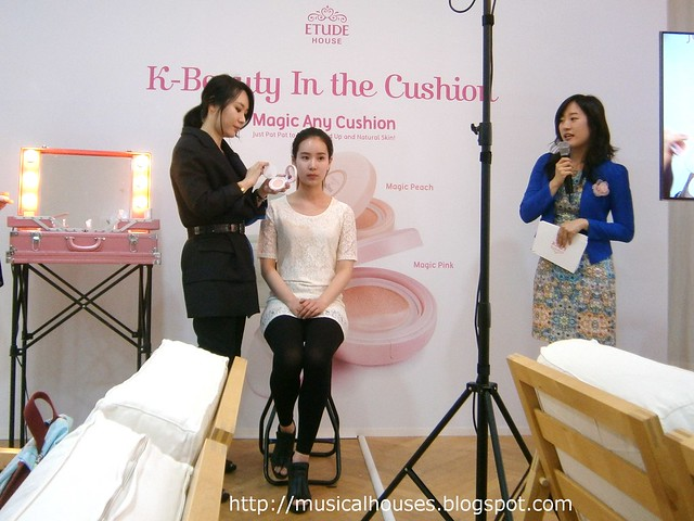 Etude House Magic Any Cushion Launch 2