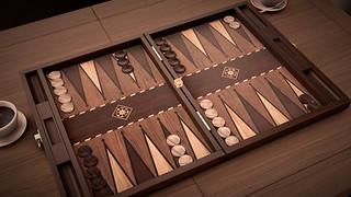 Backgammon Blitz on PS4