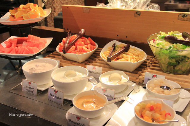 Ibis Novena Hotel Singapore Buffet Breakfast