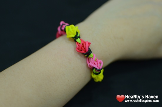 Tulip Tower Bracelet