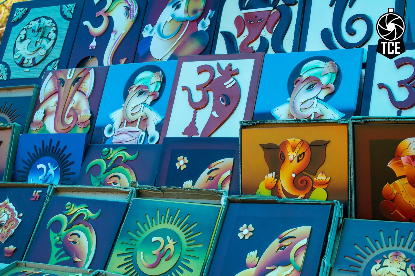 On Sale, Souvenirs at Elephanta