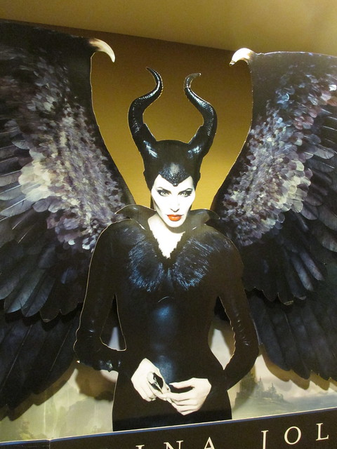Maleficent Movie Poster Theater Standee 0124