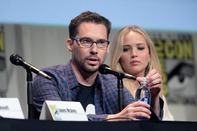 Bryan Singer & Jennifer Lawrence
