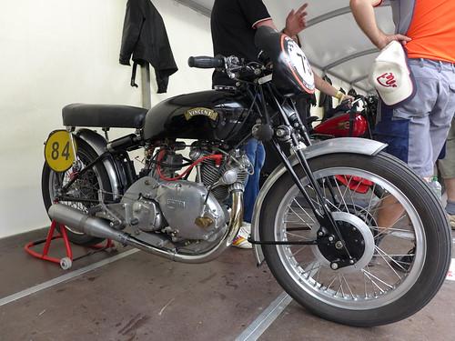 Vincent Comet 1948 500cc OHV