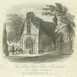 NEWMAN 6082 Abbey School House Birkenhead (detail)
