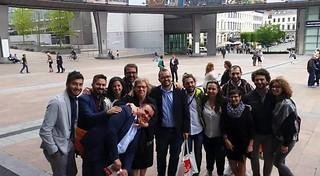 Casamassima- Fabio Rella e Adriano Bizzoco a Bruxelles in qualità di rappresentanti del Partito Democratico