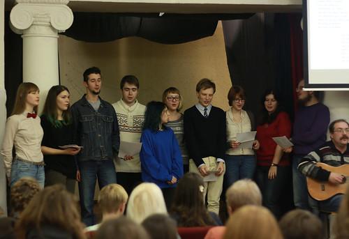 Дек 23 2014 - 17:00 - Новогодний концерт переводчиков 2014