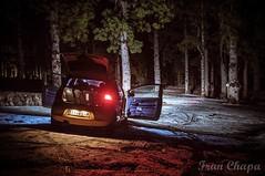 Noche en el Teide