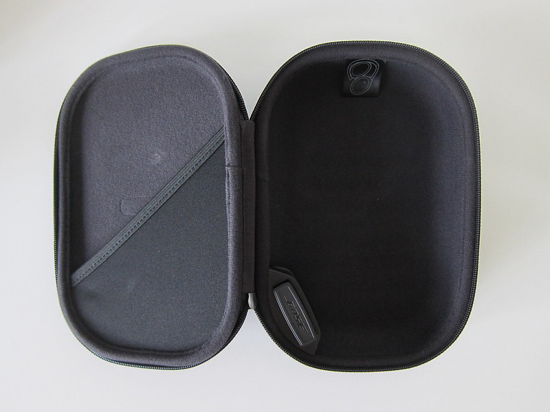 Bose QC35 - Carrying Case - Open