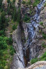 Bear Creek Falls, CO--Ripple Marks