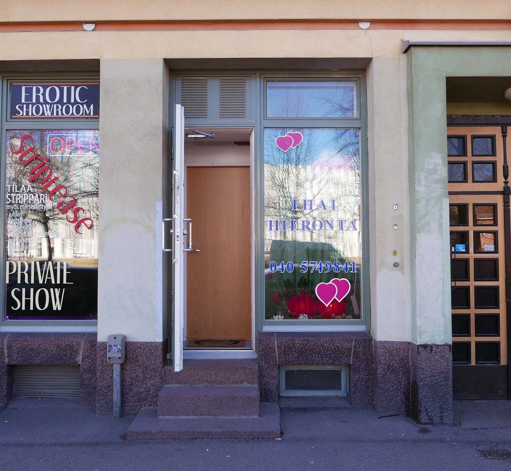 erotiikka novelli thai massage turku