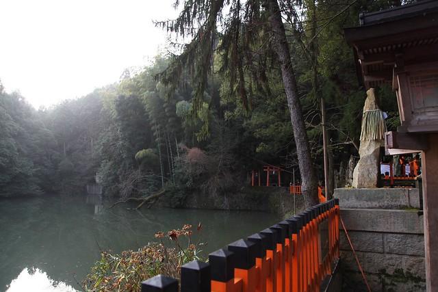Lake at Inari