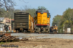 UP 2032 | EMD GP60 | UP Brinkley Subdivision