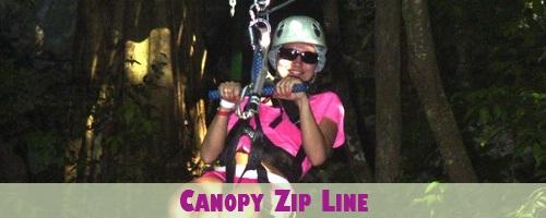 Jamaica Zip Line