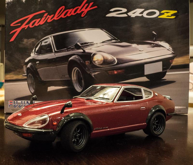 '71 Nissan Fairlady ZG