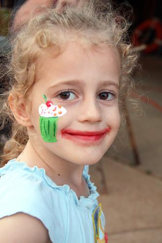 Face-Paint_Cupcake