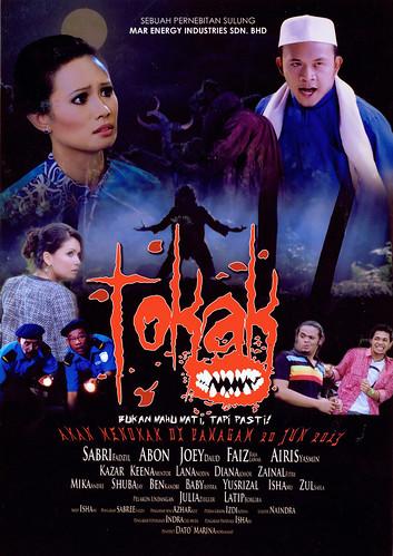 Filem, sinopsis filem tokak,trailer filem tokak,faiz tapaw,faiz raja lawak 4,filem jun 2013,ini blog heirizalieyana