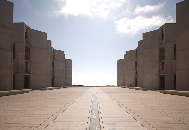 Louis Kahn, Salk Institute