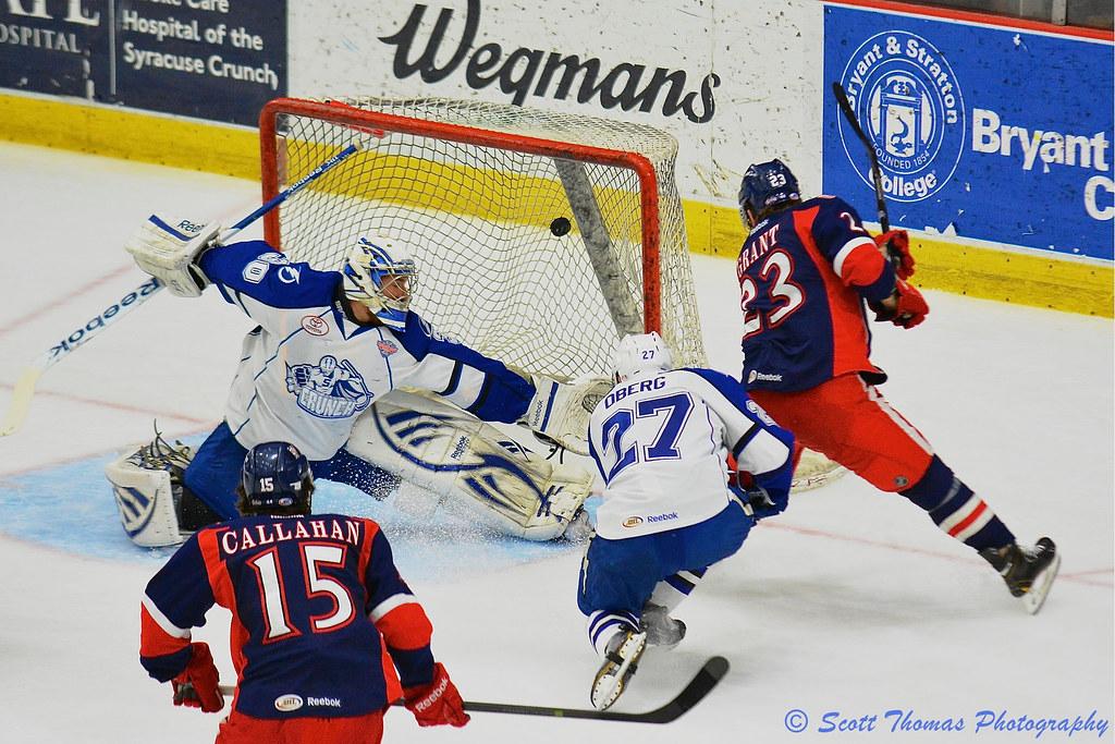Playoff Goal Grand Rapids Griffins Triston Grant 23 Scor Flickr