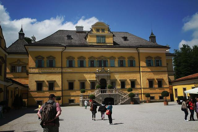 villa, Hellbrunn Palace