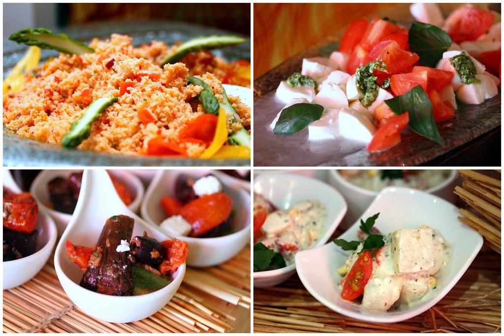 The Knolls Salad