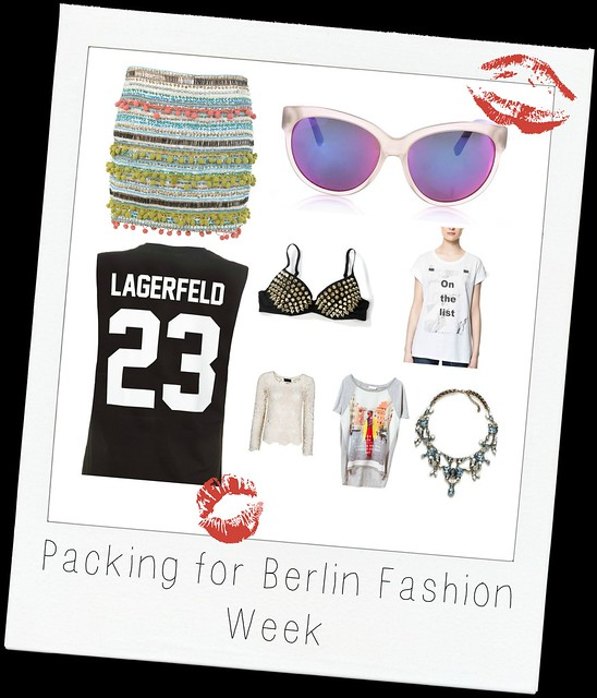 Fashion Essentials. MBFW Prep School I Style By Charlotte