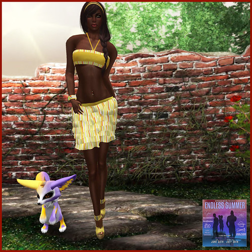 Endless Summer Hunt by ♥Caprycia♥