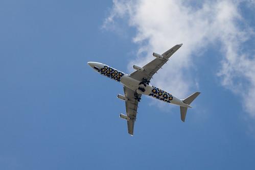 Marimekko Finnair Aeroplane
