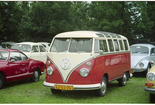 62-55-ZU Volkswagen Transporter Samba 21raams