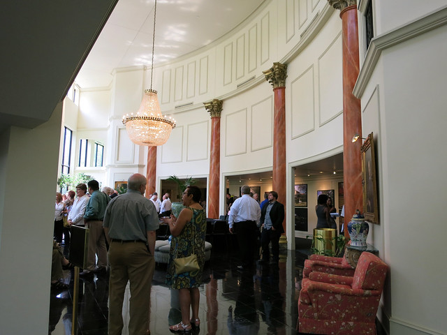 IMG_1598-2013-06-29--Spivey-Hall-grand-lobby-painted-faux-marble-pilasters-Clayton-State-University