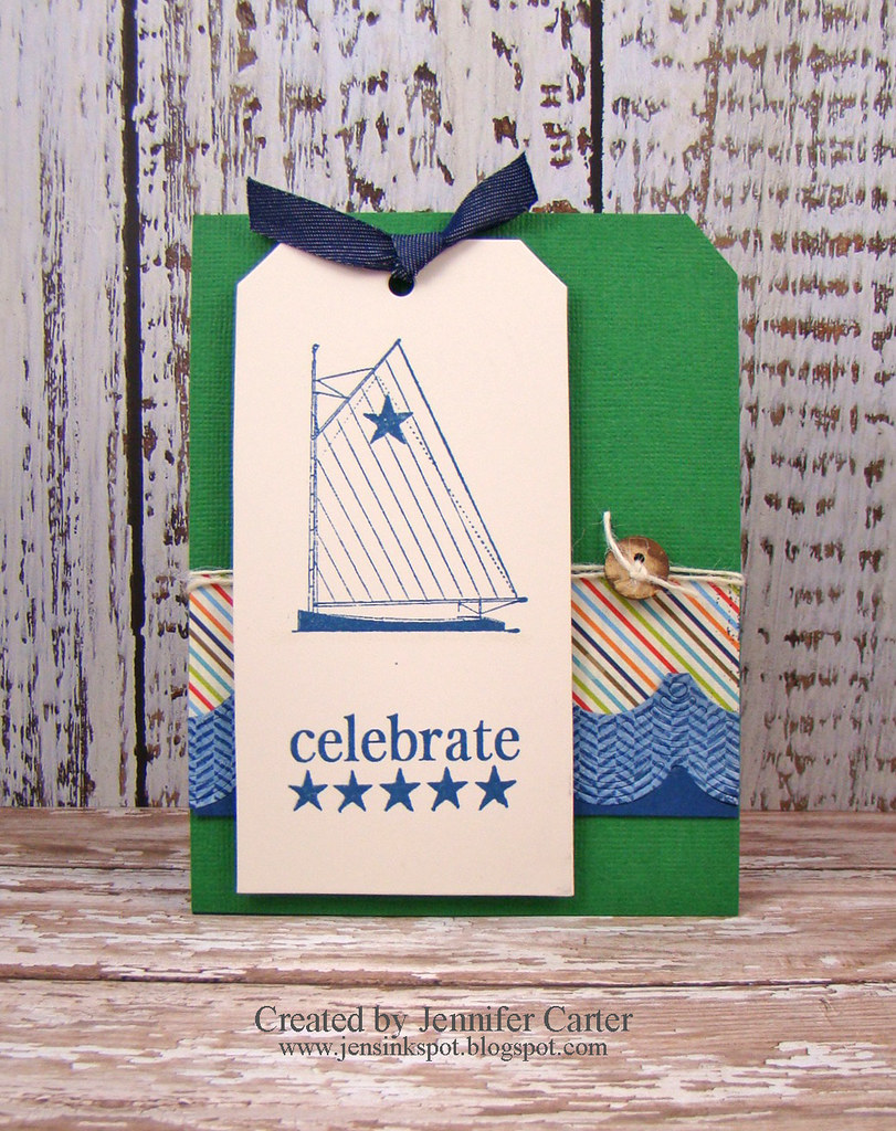 JenE Kit Sailboat