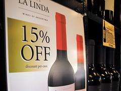 El comercio (internacional) está afectado por la escasez de vinos