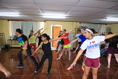 zumba, event, performing arts, dance, person, physical exercise,