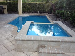 Pool Spa Addition