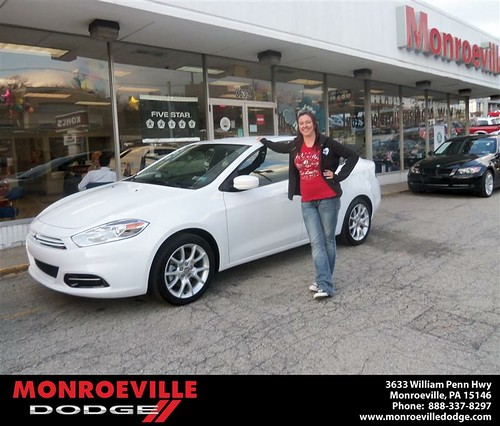 Happy Birthday to Melanie Kocsis  from Mckinney Nicholas and everyone at Monroeville Dodge! by Monroeville Dodge