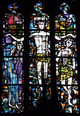 Stained Glass in Churches - Europe