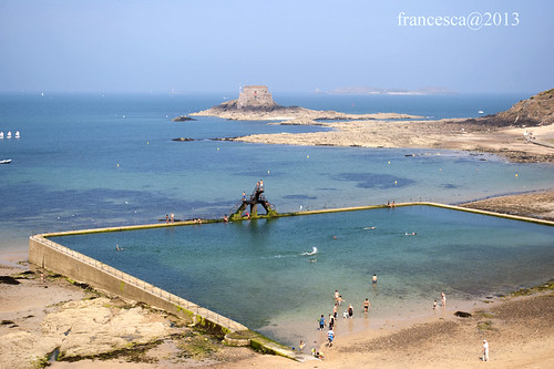 Natural Swimming Pool (St. Malo)