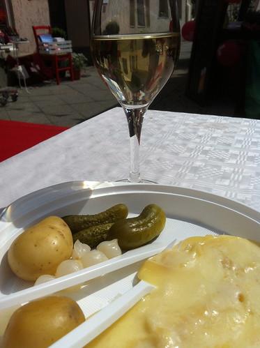 Raclette & Chasselas