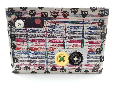 Mail Art Bonus 2013-368 by Miss Thundercat