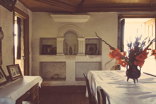 paredes velhas