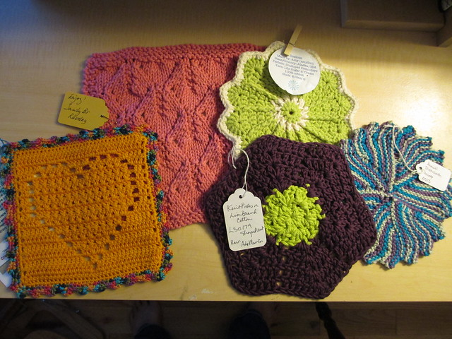 2013 Dishcloth Swap