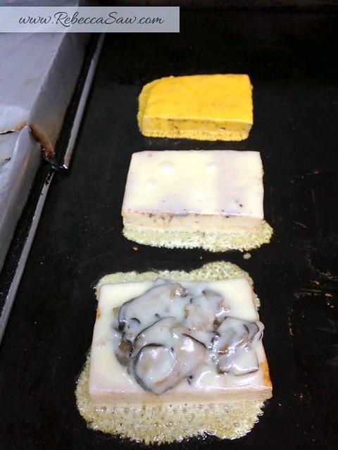 TOFU BURGER - myburgerlab seapark PJ