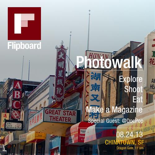 Flipboard Instawalk