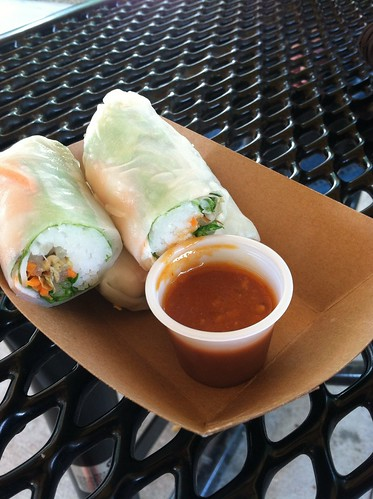 Spring Rolls from Pho Sho