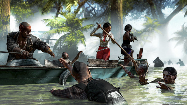 Dead Island Riptide - Screenshot 1