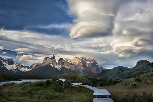 Torres Del Paine by Christopher.Michel